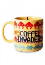Caneca Coffee Invaders - VACA E CIA