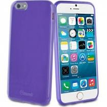 Capa iPhone 5/5S/SE Hardrubber Roxa - Skech - Skech