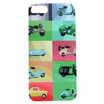 Capa iPhone 5/5S/SE Pc Motocicleta - Idea - Idea