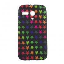 Capa Motorola Moto G Tpu Estrelas - Idea - Idea