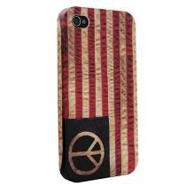 Capa Para Iphone 4/4S Hippie Para Kothai - Apple