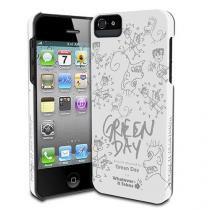 Capa Para iPhone 5/5S/SE Premium Wit Green Day - Apple
