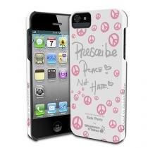 Capa Para iPhone 5/5S/SE Premium Wit Katy Perry - Apple