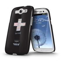 Capa Premium Wit Samsung Galaxy S3 I9300 Coldplay - Samsung