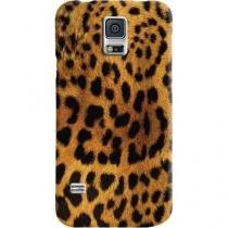 Capa Protetora Leopardo para Galaxy S5 - Geonav