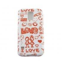 Capa Samsung Galaxy S5 Tpu Love Cartoon - Idea - Idea