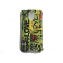 Capa Samsung Galaxy S5 Tpu Love - Idea - Idea