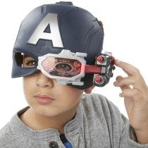 Capacete Capitão América: Guerra Civil - Marvel - Hasbro