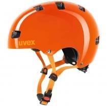 Capacete Helmet 5 Bike Uvex - Laranja - M - Uvex