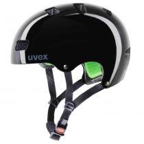 Capacete Helmet 5 Bike Uvex - Preto - M - Uvex