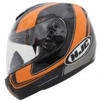 CAPACETE HJC CL-ST RACER LARANJA MC7 - HJC
