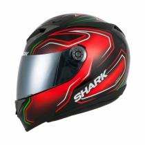 CAPACETE SHARK S700 GUINTOLLI SPEECIAL EDITION KRG - SHARK
