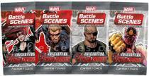 Card Battle Scenes Booster Avulso: Iniciativa Vingadores - COPAG