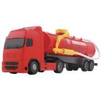 Carreta Voyager Bombeiro - Roma Brinquedos 1351