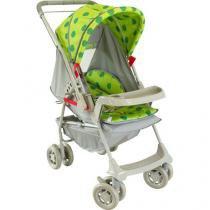Carrinho de Bebê Berço e Passeio Galzerano - Milano Reversível para Crianças até 15kg