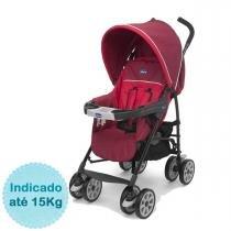 Carrinho de Bebê Chicco Neuvo - Fire - Neutra - Chicco