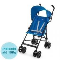 Carrinho de Bebê Chicco - Snappy - até 15kg - Blue Sky - Neutra - Chicco