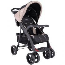 Carrinho de Bebê e Berço Passeio Kiddo Lisboa - Reclinável 2 Posições p/ Crianças até 15kg