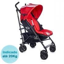 Carrinho de Bebê EasyWalker Mini Buggy - Blazing Red - Neutra - EasyWalker