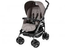 Carrinho de Bebê para Passeio Peg-Pérego Clássico - Pliko P3 Compact Reclinável 4 Posições