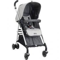 Carrinho de Bebê Passeio Burigotto Compasso Parma - Reclinável 3 Posições para Crianças até 15Kg