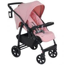Carrinho de Bebê Passeio Burigotto Lyra - Reclinável 3 Posições para Crianças até 15kg