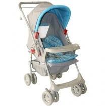 Carrinho de Bebê Passeio Galzerano Milano - Reclinável 4 Posições para Crianças até 15kg