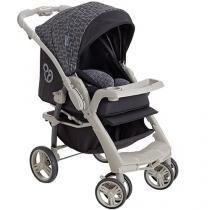 Carrinho de Bebê Passeio Galzerano Optimus - Reclinável 4 Posições Bandeja p/ Crianças até 15kg