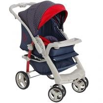 Carrinho de Bebê Passeio Galzerano Optimus - Reclinável 4 Posições p/ Crianças até 15kg