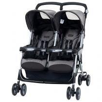 Carrinho de Bebê Passeio para Gêmeos Burigotto - Aria Twin para Crianças até 15kg