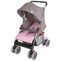 Carrinho de Bebê Passeio Tutti Baby Tithus - Reclinável 4 Posições p/ Crianças até 15kg