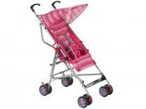 Carrinho de Bebê Passeio Voyage Umbrella Slim - Reclinável 2 Posições para Crianças até 15kg