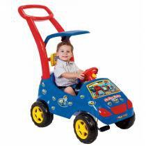 Carrinho de Passeio Infantil Roller Baby Versátil Mex 1034 - Magic Toys - Magic Toys