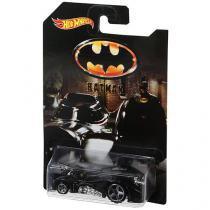 Carrinho Hot Wheels Batman 1:64 - Mattel