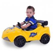 Carrinho Infantil Eletro Xtreme Amarelo 04976 - Xalingo - Xalingo