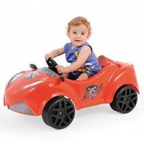 Carrinho Infantil Xtreme com Pedal Vermelho 04897 - Xalingo - Xalingo