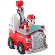 Carrinho Patrulha Canina Ionix Jr - Veículo de Resgate do Marshall - Sunny Brinquedos
