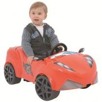 Carro a Pedal Infantil Xtreme com Espelhos - Xalingo