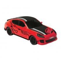 Carro Controle Remoto Rocket Hotwheels Vermelho - Candide - Candide