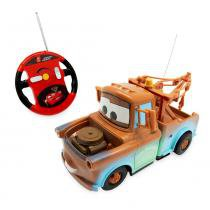 Carro de Controle Remoto Champions Carros 15003 Tow Mater Toyng - Toyng