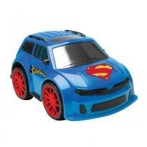 Carro Fricção Power Booster Superman - Candide - Candide