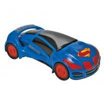 Carro Fricção Speedy Force Superman - Candide - Candide