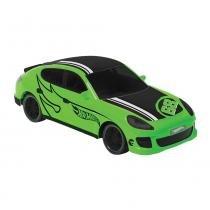 Carro Hot Wheels Rocket Verde com 3 Funções - Candide - Candide