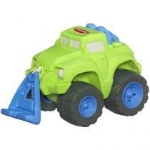 Carro que Vibra - 4x4 Vroum Vroum Playskool Hasbro - Playskool