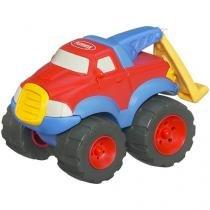 Carro que Vibra - Rumbling Tow Truck Playskool - Hasbro