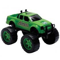 Carro Strong Truck Lanterna Verde - Candide - Candide