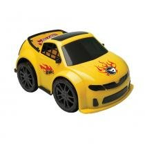 Carro Wind Faster Hotwheels Amarelo - Candide - Candide