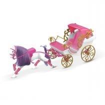 Carruagem Real Infantil para Princesas 2326 - Líder Brinquedos - Lider Brinquedos