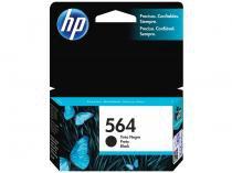 Cartucho de Tinta HP Preto 564 Original