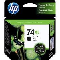 Cartucho de Tinta HP Preto - Deskjet HP 74 XL